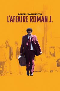 "Affiche du film ""L'Affaire Roman J."""