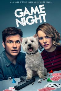 "Affiche du film ""Game Night"""