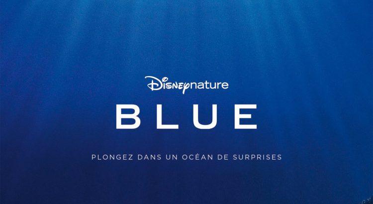 """Affiche du film """"Blue"""""""