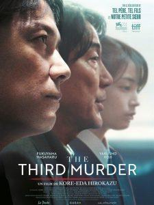 """Affiche du film """"The Third Murder"""""""