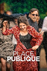 "Affiche du film ""Place publique"""