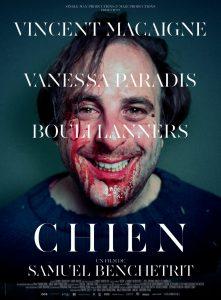"""Affiche du film """"Chien"""""""