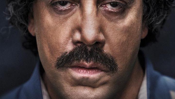 "Affiche du film ""Escobar"""