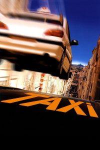 """Affiche du film """"Taxi"""""""