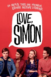 "Affiche du film ""Love, Simon"""