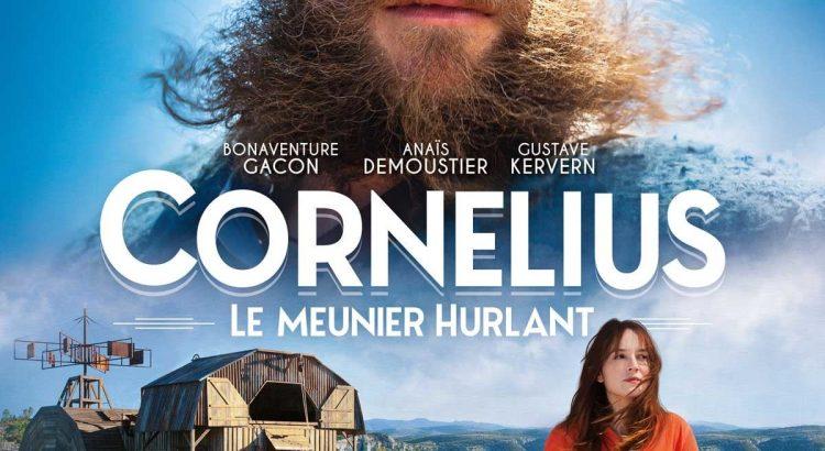"""Affiche du film """"Cornélius, le meunier hurlant"""""""