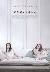 """Affiche du film """"Pur-sang"""""""
