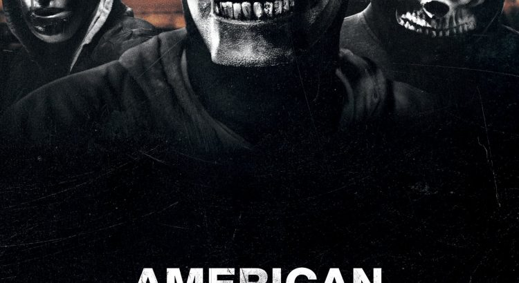 "Affiche du film ""American Nightmare 4 : Les Origines"""