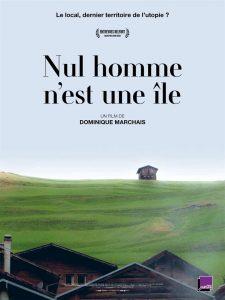 """Affiche du film """"Nul homme n'est une île"""""""