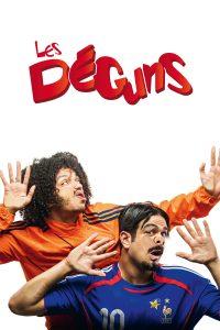 "Affiche du film ""Les Déguns"""