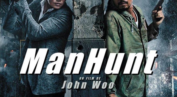 """Affiche du film """"Manhunt"""""""