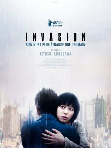 "Affiche du film ""Invasion"""
