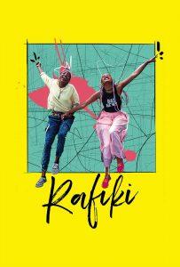"Affiche du film ""Rafiki"""