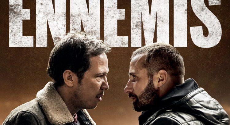 """Affiche du film """"Frères Ennemis"""""""