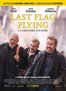 "Affiche du film ""Last Flag Flying"""