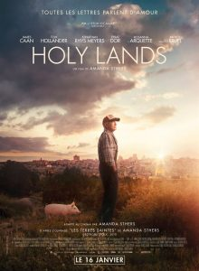 "Affiche du film ""Holy Lands"""
