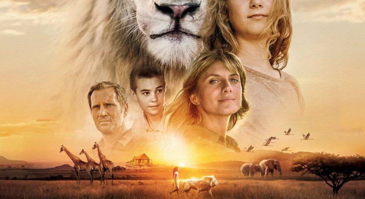 """Affiche du film """"Mia et le lion blanc"""""""