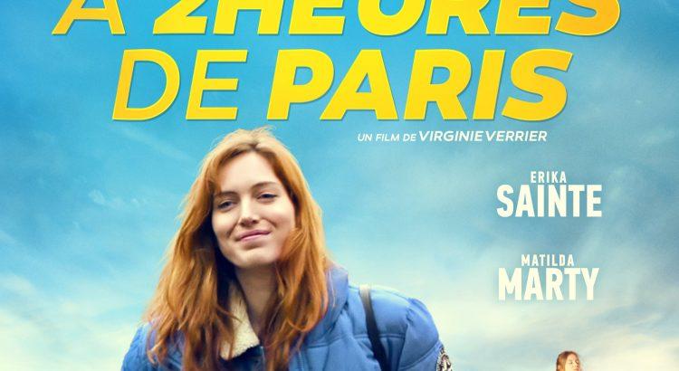 """Affiche du film """"À 2 heures de Paris"""""""