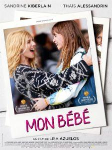 """Affiche du film """"Mon bébé"""""""