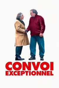 """Affiche du film """"Convoi exceptionnel"""""""
