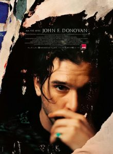 """Affiche du film """"Ma vie avec John F. Donovan"""""""