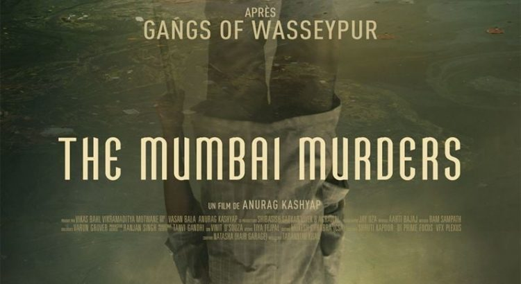 "Affiche du film ""The Mumbai Murders"""