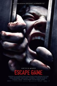 "Affiche du film ""Escape Game"""