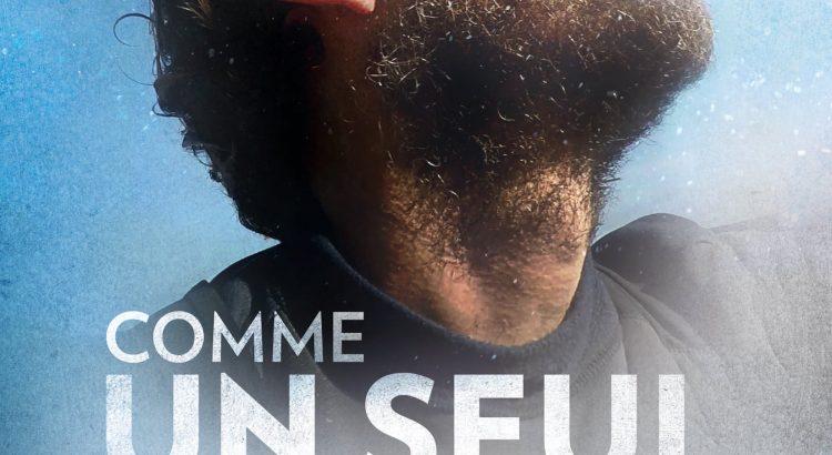 """Affiche du film """"Comme un seul homme"""""""