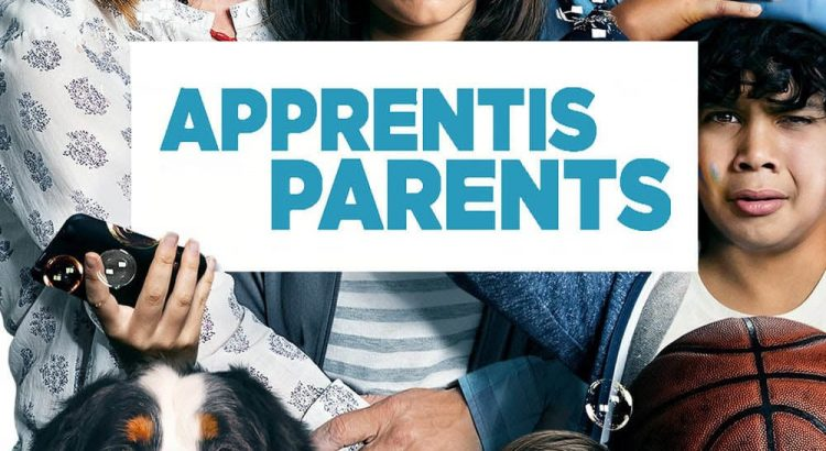 "Affiche du film ""Apprentis parents"""