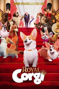 "Affiche du film ""Royal Corgi"""