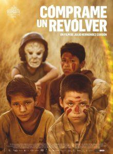 "Affiche du film ""Cómprame un revolver"""