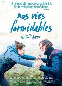 """Affiche du film """"Nos Vies Formidables"""""""