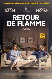 """Affiche du film """"Retour de flamme"""""""