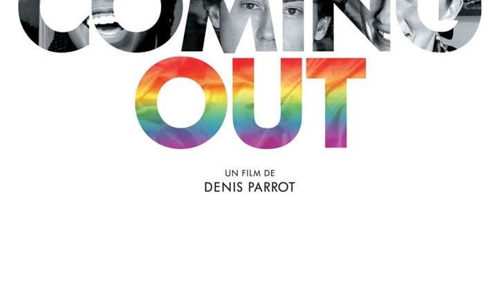 "Affiche du film ""Coming Out"""