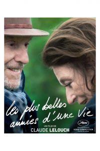 """Affiche du film """"Les Plus belles années d'une vie"""""""