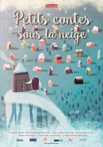 """Affiche du film """"Petits contes sous la neige"""""""