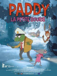 """Affiche du film """"Paddy, la petite souris"""""""