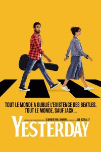 "Affiche du film ""Yesterday"""