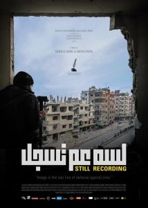 "Affiche du film ""Still Recording"""