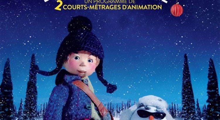 """Affiche du film """"Arthur et la magie de Noël"""""""