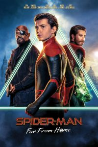 "Affiche du film ""Spider-Man Far from Home"""