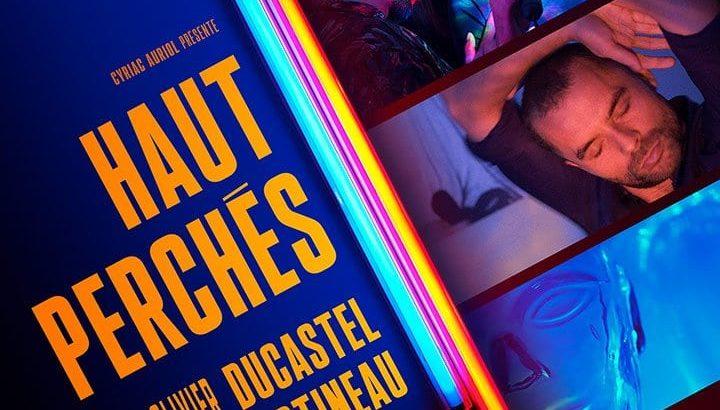 """Affiche du film """"Haut perchés"""""""