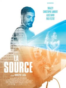 "Affiche du film ""La source"""