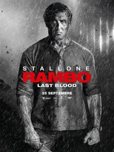 "Affiche du film ""Rambo: Last Blood"""