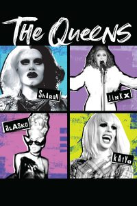 "Affiche du film ""The Queens"""