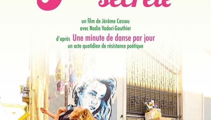 """Affiche du film """"Une joie secrète"""""""