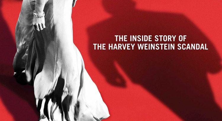 """Affiche du film """"L'Intouchable, Harvey Weinstein"""""""