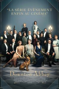 "Affiche du film ""Downton Abbey : Le film"""