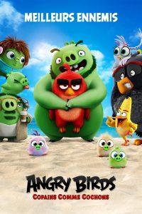 """Affiche du film """"Angry Birds, Copains comme cochons"""""""
