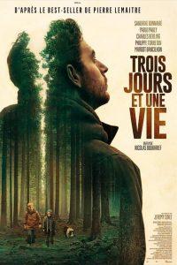 """Affiche du film """"Trois jours et une vie"""""""